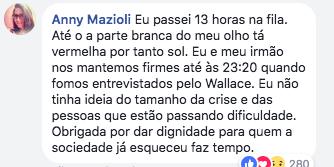 depoimento Vila Velha Facebook empresário