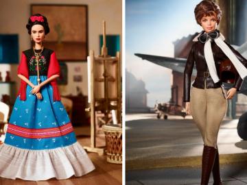 Mattel cria linha de Barbies especial para homenagear mulheres que fizeram história 2