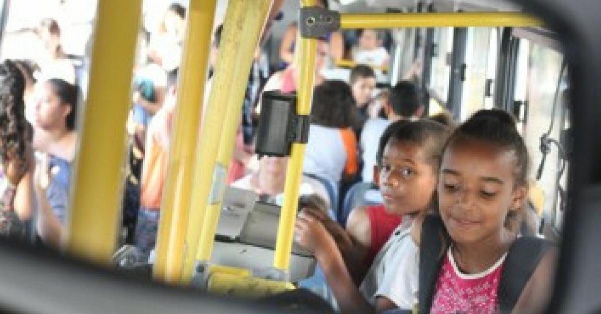 Há 20 anos empresa de ônibus do RS leva crianças de graça na escola 4