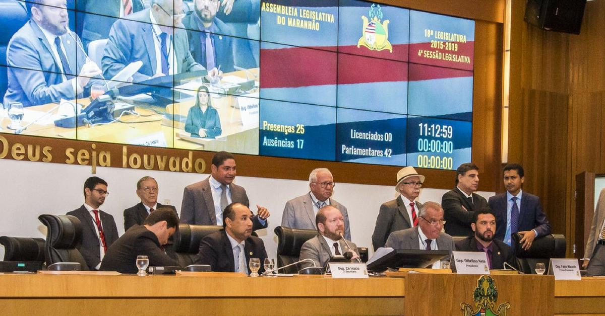 Mais uma vez o Maranhão dá exemplo aprovando fim do auxílio-moradia dos deputados 4
