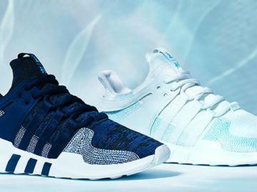 Adidas já vendeu 1 milhão de tênis feitos com plástico retirado dos oceanos 5