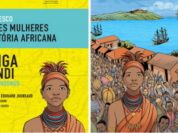 Baixe material pedagógico sobre Mulheres na História da África, produzido pela Unesco 7