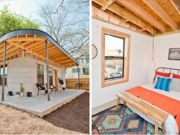 Um bairro inteiro com casas impressas em 3D será construído para famílias carentes 1