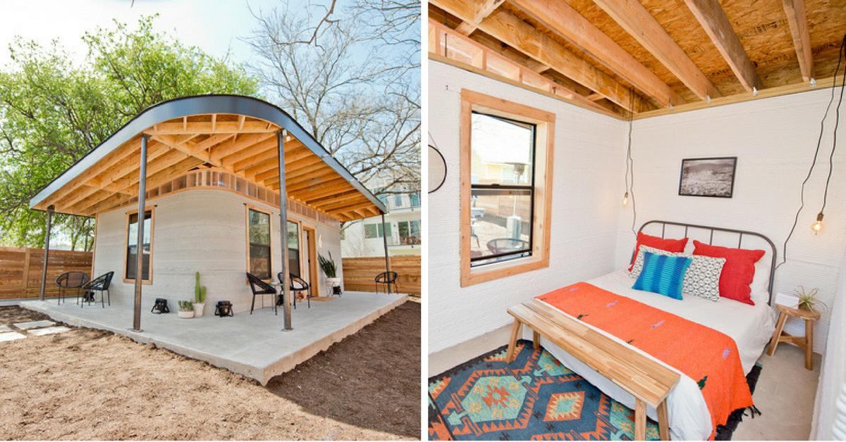 Um bairro inteiro com casas impressas em 3D será construído para famílias carentes 10