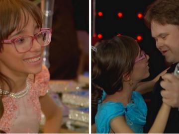 Garota com hidrocefalia realiza o sonho da festa de debutante e dança com seu melhor amigo com Down 22