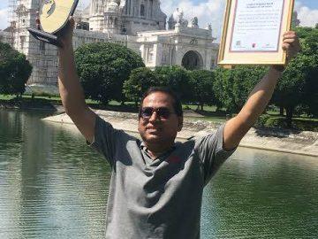 Depois de ter problemas com vistos devido sua nacionalidade, Indiano viaja para 194 países 3
