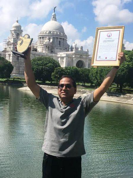 Depois de ter problemas com vistos devido sua nacionalidade, Indiano viaja para 194 países 1