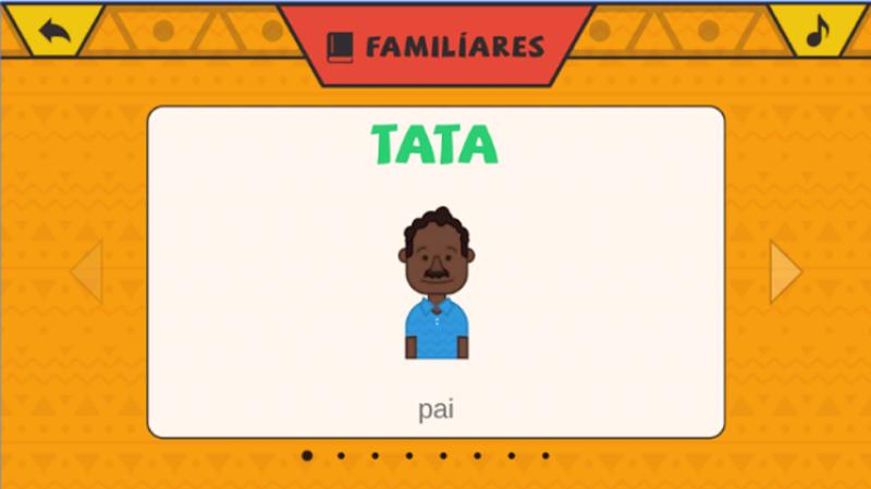 Professores de rede pública criam aplicativo que ensina idioma africano a crianças 7