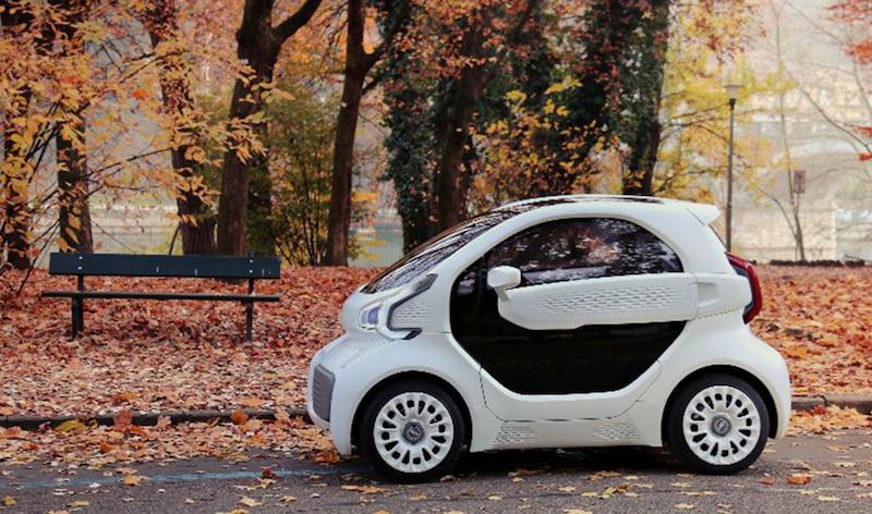 Carro elétrico impresso em 3D vai começar a ser produzido – e por menos de 8 mil dólares 2