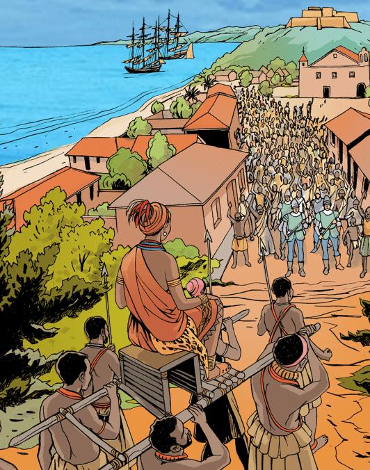 Baixe material pedagógico sobre Mulheres na História da África, produzido pela Unesco 3