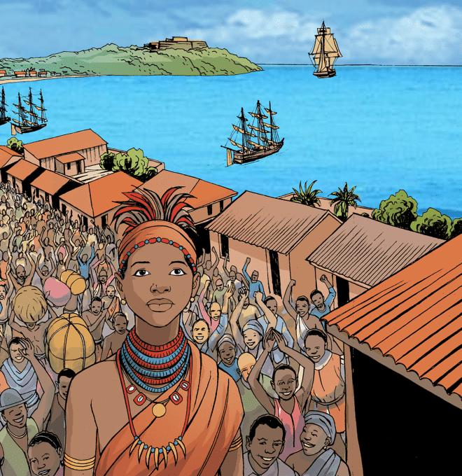 Baixe material pedagógico sobre Mulheres na História da África, produzido pela Unesco 5