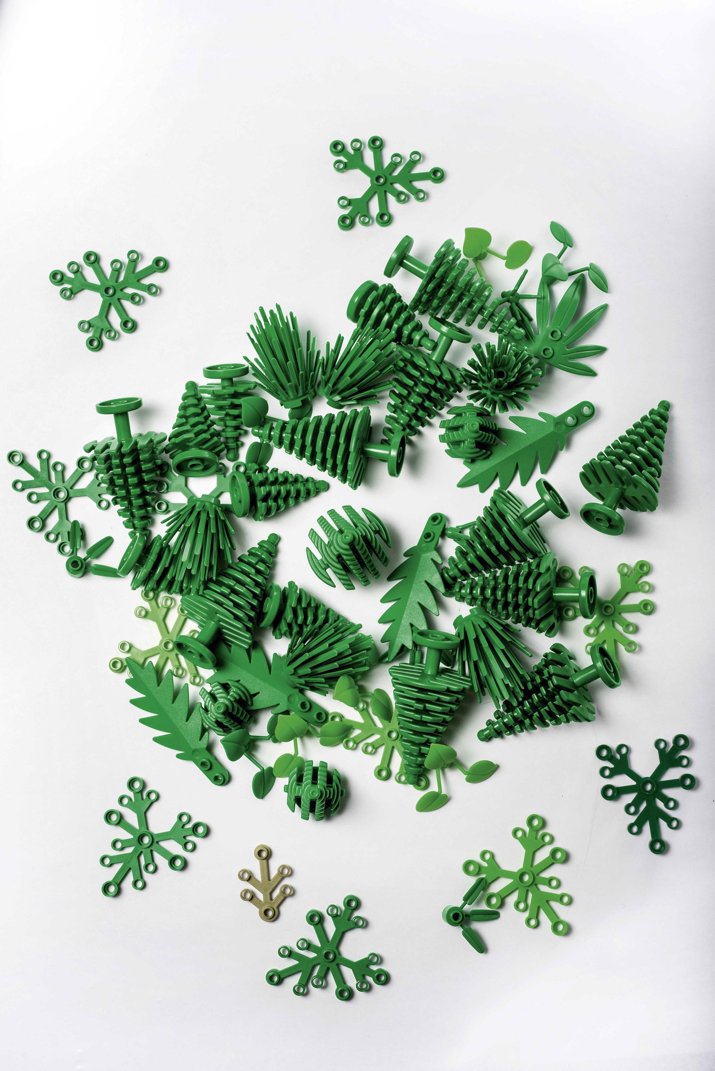 produtos sustentáveis LEGO