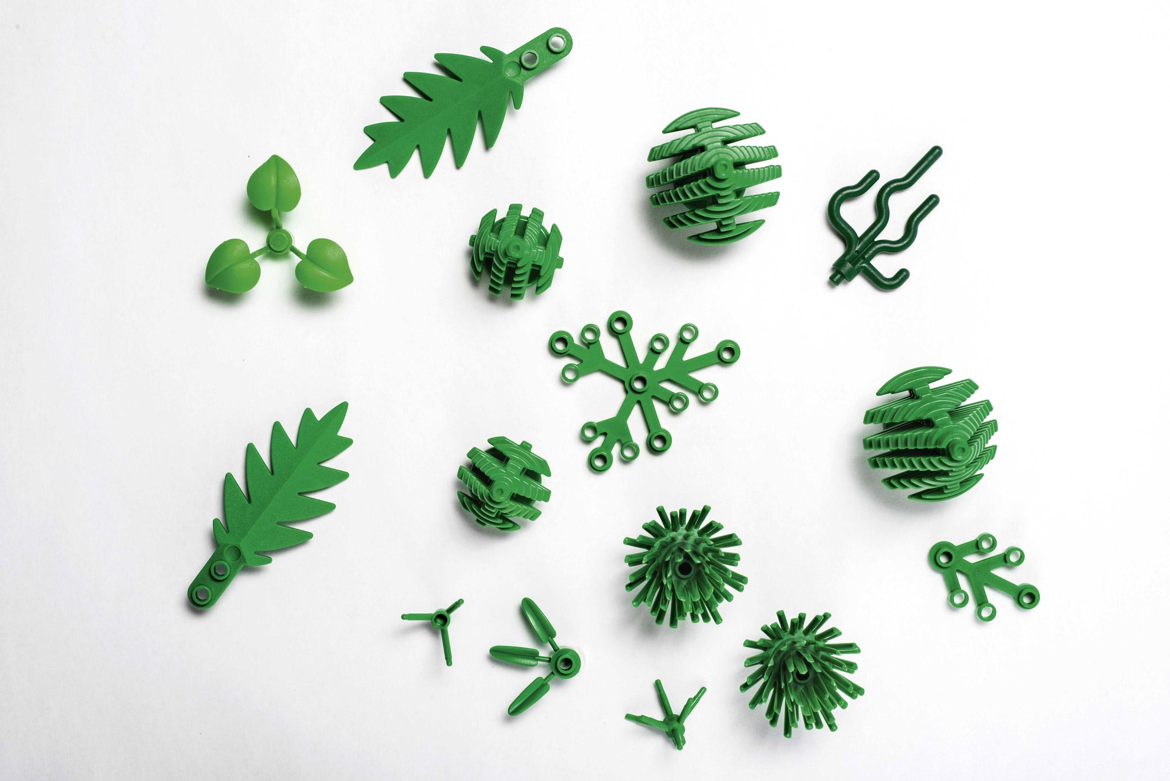 Lego produtos sustentáveis