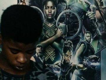 """Jovem decide voltar a estudar depois de assistir """"Pantera Negra"""" 3"""