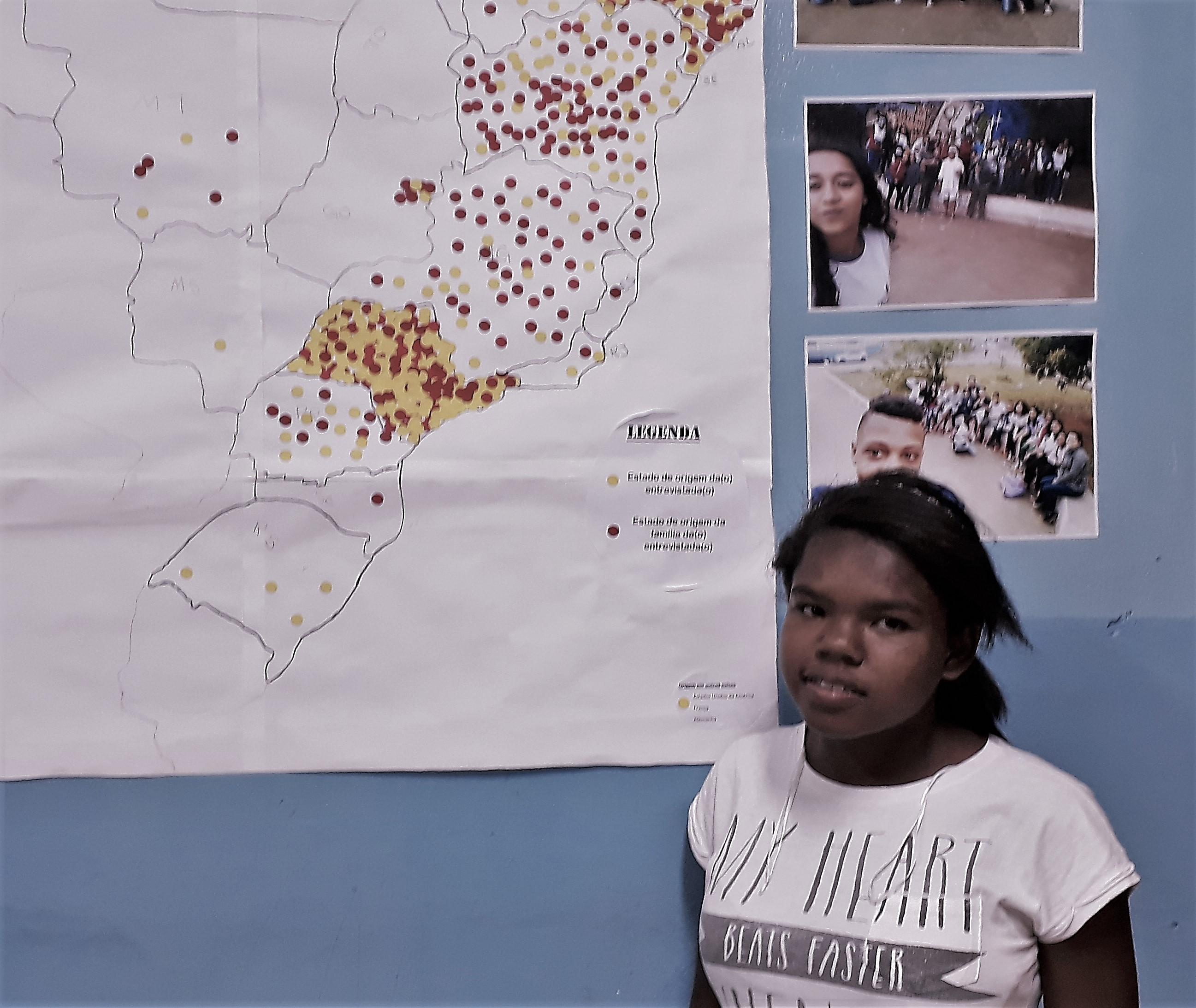 """Em SP, professor cria """"Quebrada Maps"""" para ensinar geografia de maneira diferente 3"""