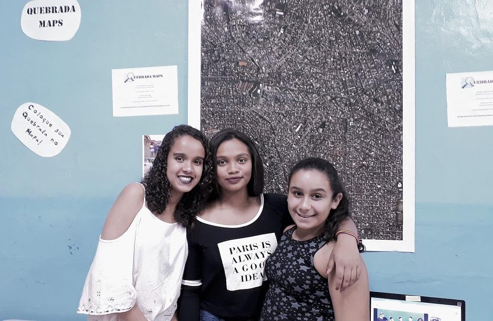 """Em SP, professor cria """"Quebrada Maps"""" para ensinar geografia de maneira diferente 4"""