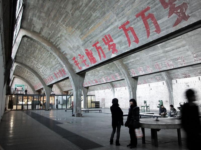 Pequim vai transformar fábricas abandonadas em museus, bibliotecas e galerias de arte 2