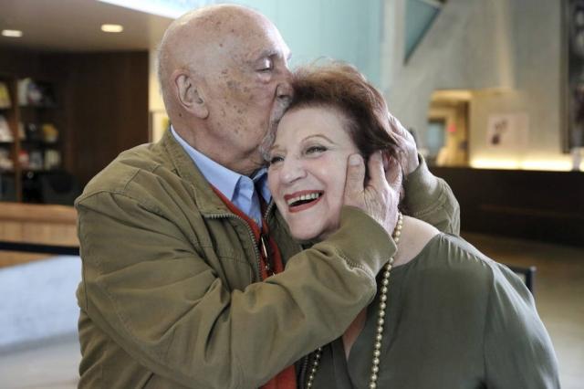 76 anos depois de terem sido separados pelo Holocausto eles se reencontraram 1