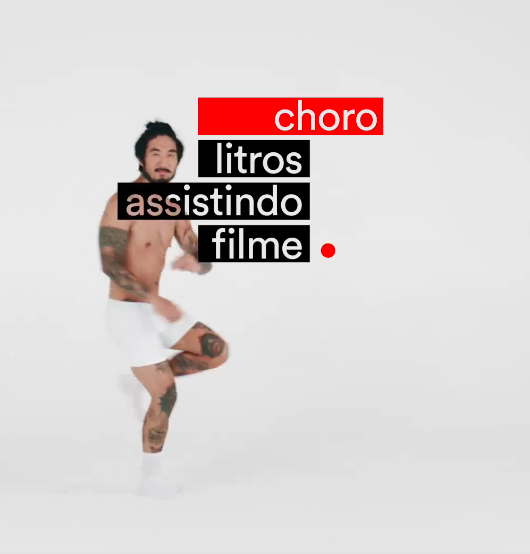 """Marca de cuecas quebra o estereótipo do """"machão"""" e faz campanha com homens reais 2"""