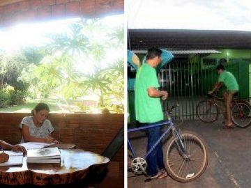 Família muda de cidade para voltar a estudar em busca de uma vida melhor 3