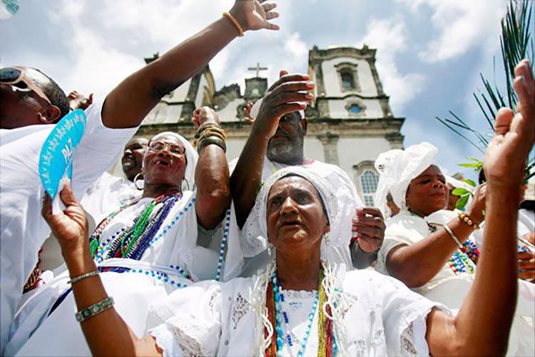 religiões afro