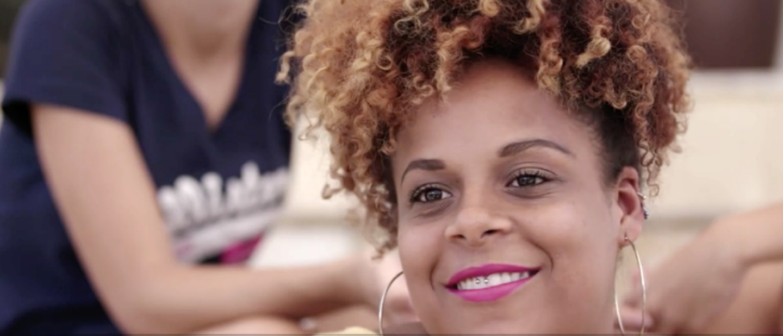 Jovem de 16 anos faz projeto que valoriza a estética negra da mulher 2