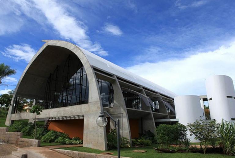 Prédio brasileiro vence prêmio e é considerado o mais sustentável das Américas 1