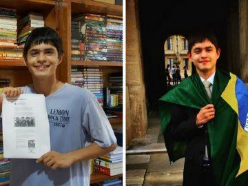 Aluno brasileiro de escola pública é aprovado nas 4 melhores universidades do mundo aos 17 anos 2