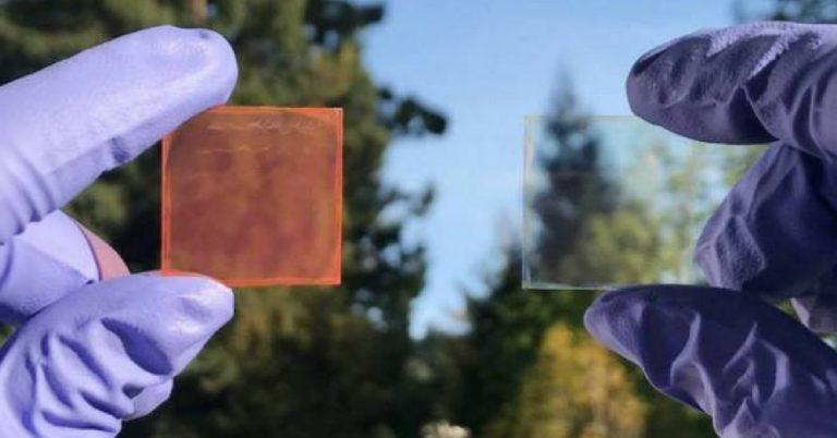 Cientistas criam vidro que converte energia solar em eletricidade 1