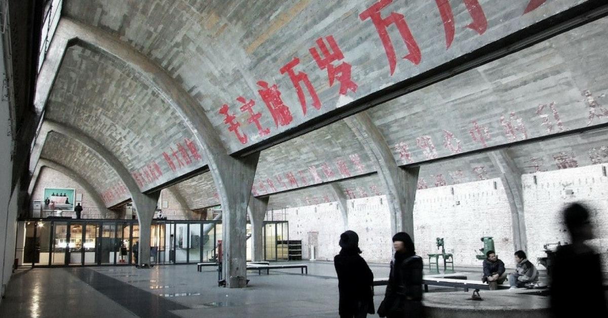 Pequim vai transformar fábricas abandonadas em museus, bibliotecas e galerias de arte 5