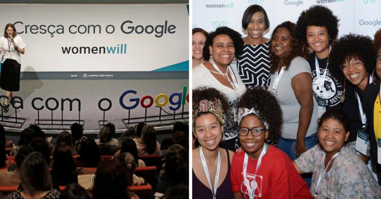 Google Brasil WomenWill