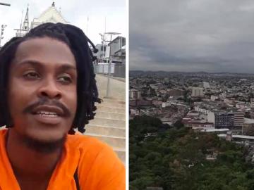 [VÍDEO] Gari dá verdadeira aula de história para explicar o racismo no Brasil 1