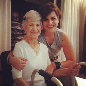 neta avó alzheimer amor