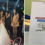 jovem aniversário de 15 anos doação abrigo