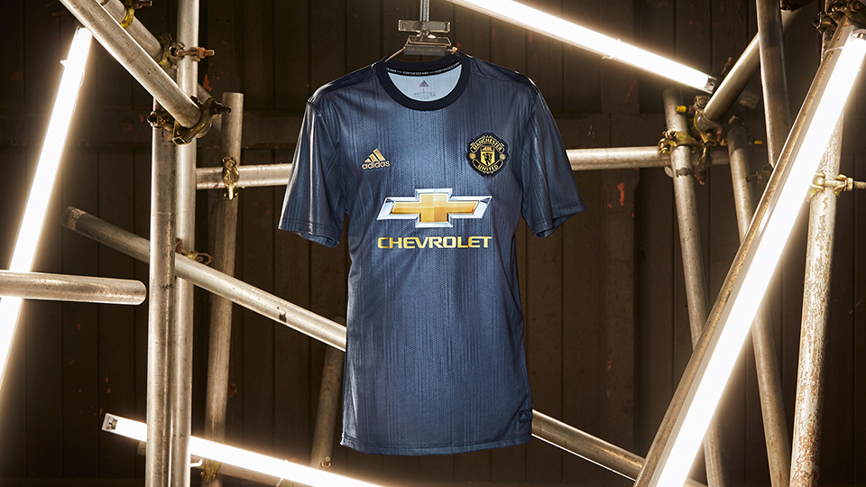 Manchester United camisa plástico