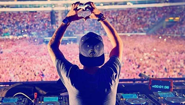 DJ-Avicii-show