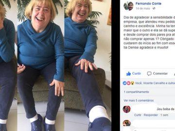 mulher sandália crocs netshoes