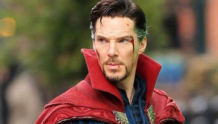 Benedict Cumberbatch Doutor Estranho