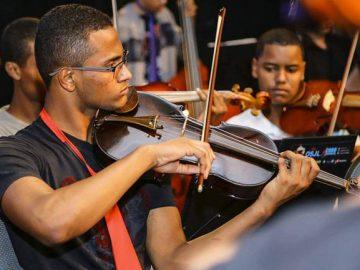 Londres violino