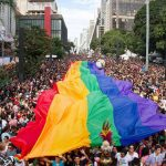 parada LGBTQ+ são paulo