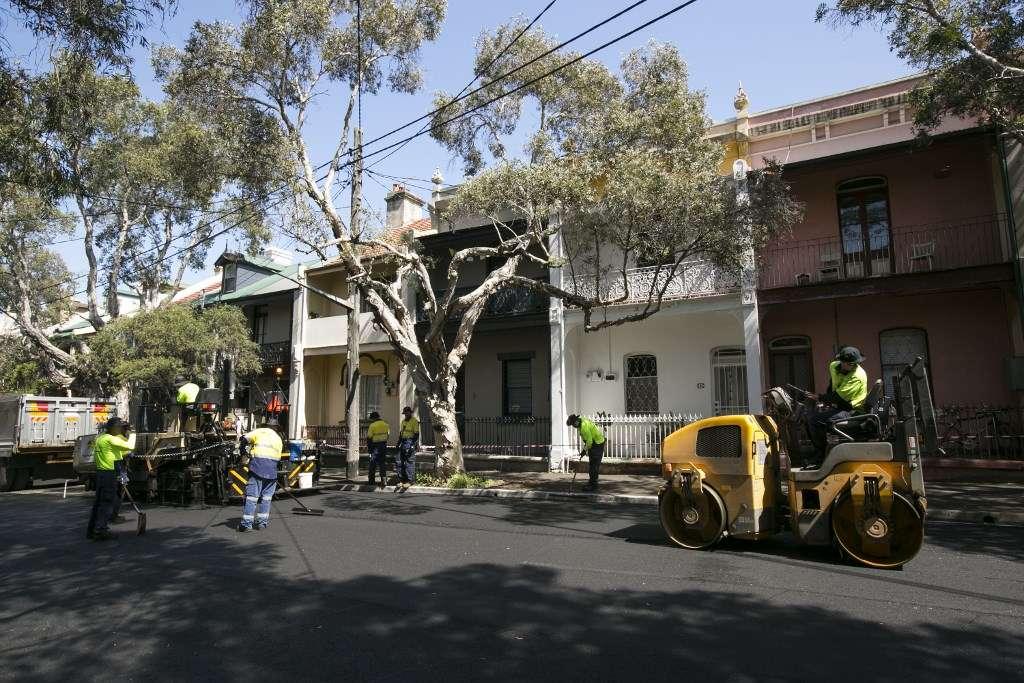 austrália pavimenta ruas toners impressora