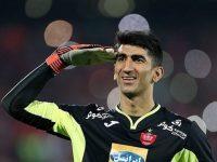 Irã jogador
