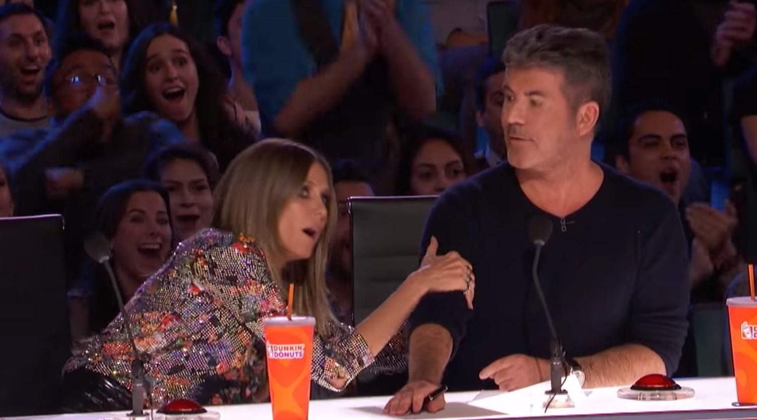 jurados america got talent impressionados grupo liderado brasileiro