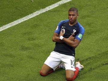 Jogador da França Mbappé doa todo salário da Copa
