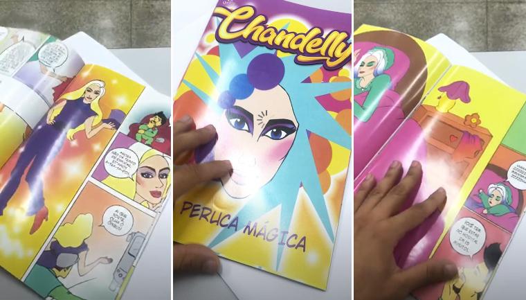 drag queen crianças câncer hospital
