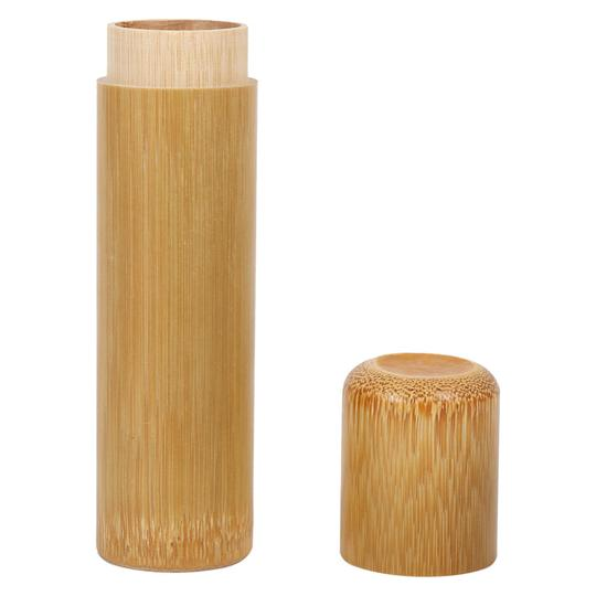 cases escovas bambu