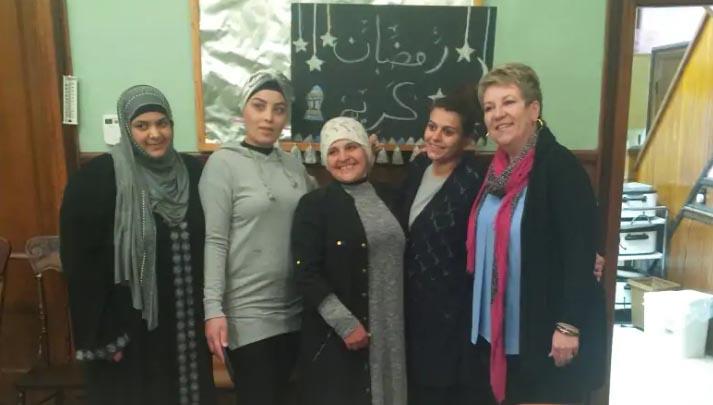 mulheres igreja mesquita muçulmanos canadá