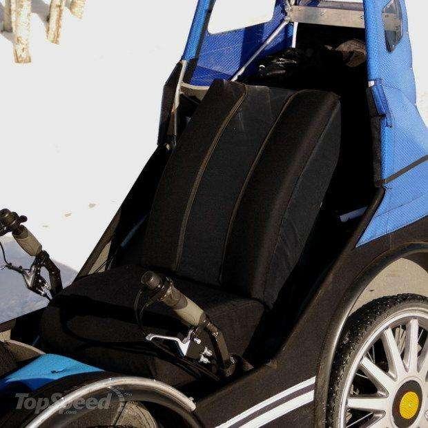 mini carro elétrico