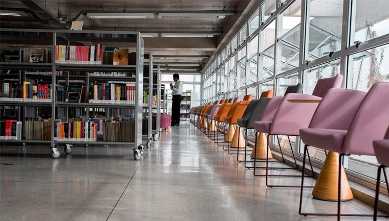 biblioteca parque villa-lobos