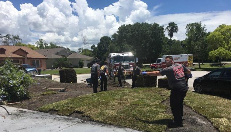 bombeiros gramado homem ataque cardíaco